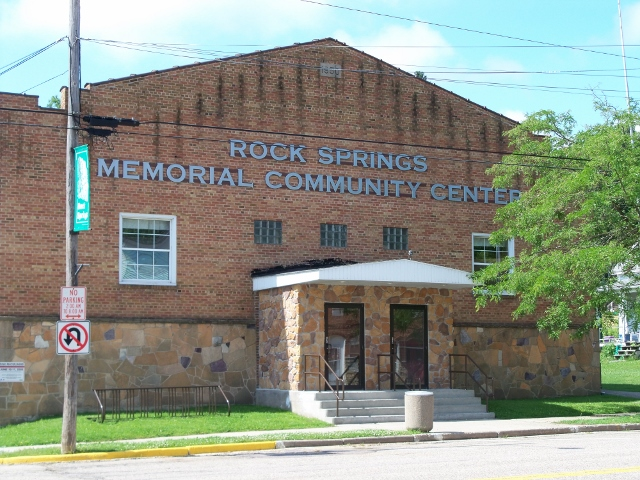 Rock Springs Wi >> About The Library Rock Springs Public Library