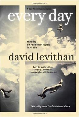 Cover of the book Every Day by David Levithan